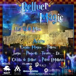El festival 'Bellver Màgic' recala este fin de semana en el Castillo de Bellver inspirado en el fenómeno Harry Potter
