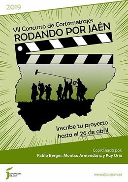 Jaén.-MásJaén.- 'Rodando por Jaén' hace de la provincia un escenario cinematográfico con el rodaje de ocho cortometrajes