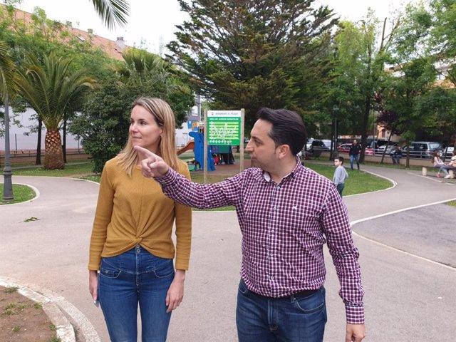 26M.- PP Propone Cubrir La Parte Central Del Parque Grande De Renedo De Piélagos Para Que Pueda Usarse Todo El Año