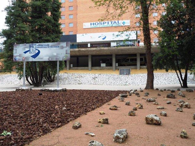 El Hospital Clínico Universitario de Valladolid entra en la Red Mundial de Hospitales Verdes y Saludables