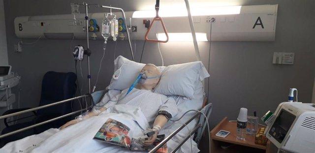 La habitación de entrenamiento del Hospital Álvarez Buylla entra en la red de la Sociedad Española de Simulación Clínica