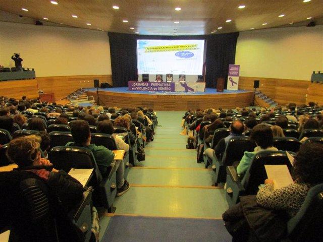 """Huelva.- Las V Jornadas Formativas en Violencia de Género de Diputación """"se consolidan"""" como """"espacio de debate"""""""