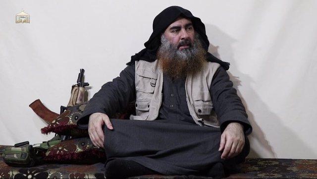 Irak/Siria.- Al Baghdadi reaparece en un vídeo publicado por Estado Islámico