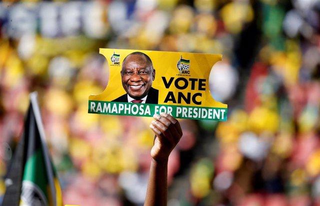 Sudáfrica.- Sudáfrica acude a las urnas tras 25 años de dominio político del ANC desde el fin del Apartheid