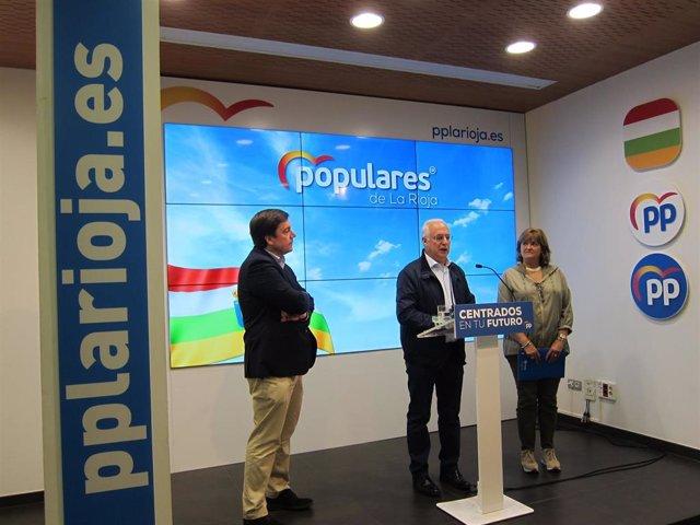 """26M.- Ceniceros Critica Que El PSOE """"Es Una Máquina De Destruir Empleo"""" Y Apuesta Por Las Políticas """"De Calidad"""" Del PP"""