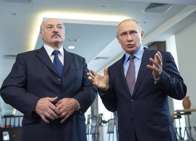 Putin and Lukashenko meet in Sochi