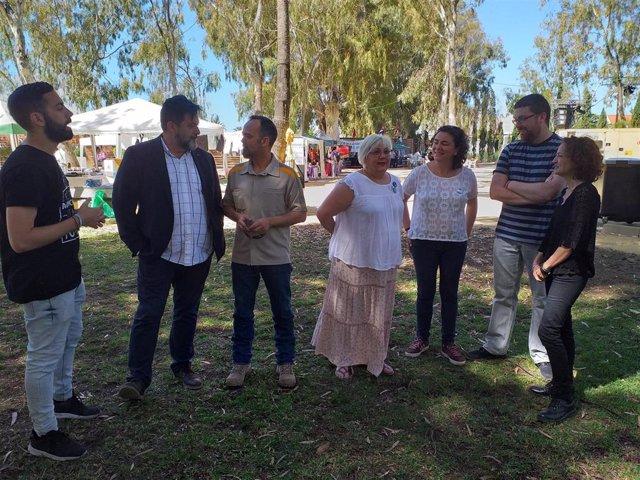 """Huelva.-26M.-Adelante promete un """"Plan de choque contra el paro"""" aumentando el presupuesto para planes de empleo público"""