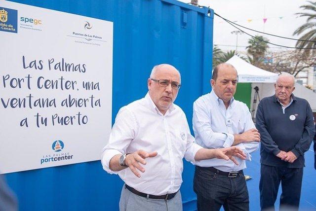 Puertos de Las Palmas y Cabildo de Gran Canaria ponen en marcha un espacio para la creación de empresas