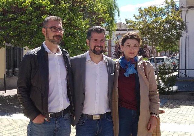 26M.- Tucanda (PSOE) Reanuda Su Campaña Electoral Este Domingo Con Actos En La Provincia De Valladolid Y León
