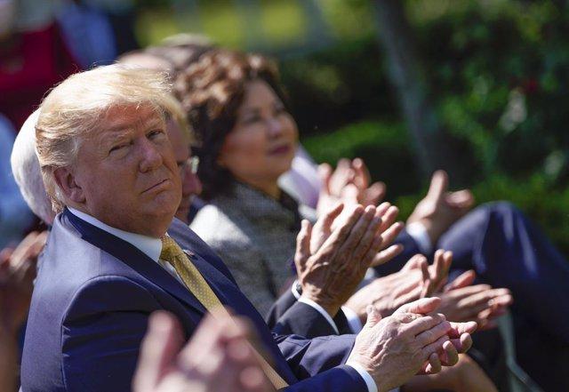 Melania Trump hosts \'\'Be Best\'\' initiative in Washington