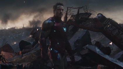 Así se rodó el momento más épico de Iron Man en Vengadores: Endgame