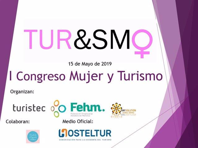 Organizan este miércoles el I Congreso Mujer y Turismo para visibilizar a las mujeres de la industria turística