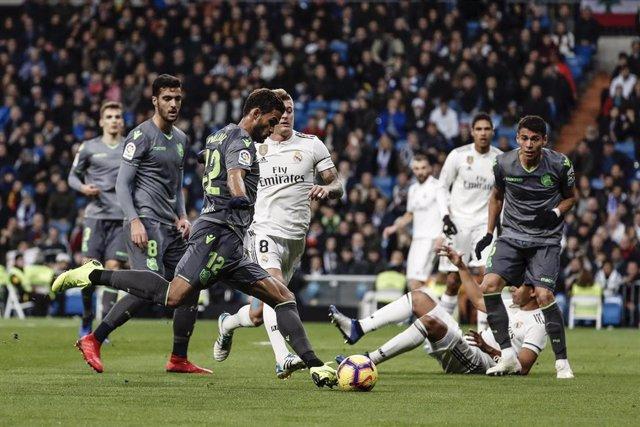 Spain Primera Division - Real Madrid vs Real Sociedad