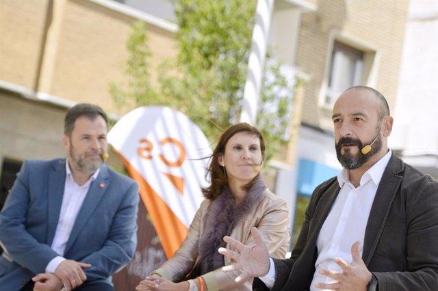 """26M.- """"Cs Defenderá En La UE Las Políticas Que Aragón Necesita Para Luchar Contra La Despoblación"""", Afirma Jordi Cañas"""