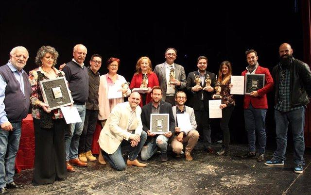 Reinosa.- El Taular, primer premio del Certamen Nacional de Teatro para Aficionados del municipio