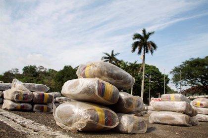 Colombia suma 212.000 desplazados en 2018, según un informe