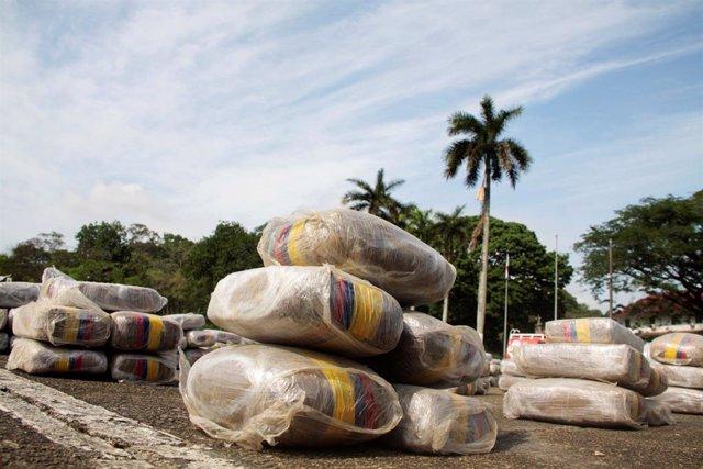 Casi 18.000 desplazados en Colombia por narcotráfico