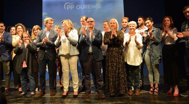 """26M.- Feijóo Alerta De Que El PSOE """"Todavía No Comenzó A Gobernar"""" Y Ya Se Ve """"El Retroceso De La Economía"""""""