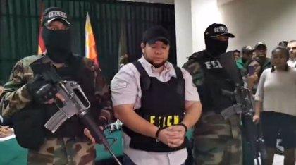 Detenido en Bolivia Pedro Montenegro, uno de los narcotraficantes más buscados del país