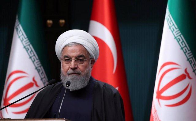 """Irán.- Irán afirma que podría reforzar su estrategia de defensa ante los """"sospechosos proyectos nucleares"""" en la región"""