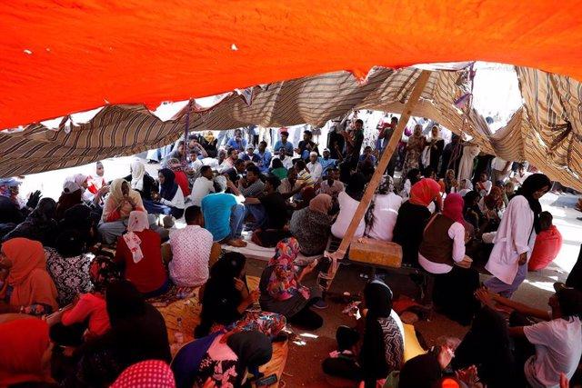 Sudán.- La oposición vuelve a tomar las calles en Sudán para protetar contra el gobierno militar provisional