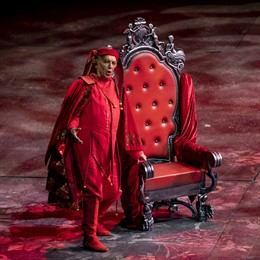 Cultura.- Leo Nucci protagoniza el primer bis de Les Arts con su icónico Rigoletto
