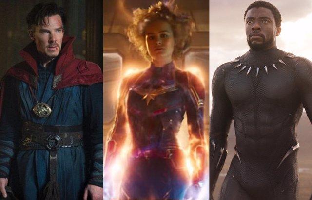 PARA DOMINGO ¿Serán estos los Nuevos Vengadores de la Fase 4 tras Endgame?