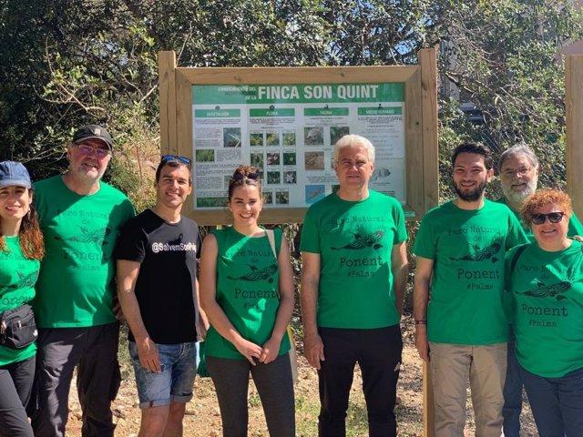 26M.- El PI Propone Comprar La Finca De Son Quint Con El Impuesto Turístico Para Convertirlo En Un Pulmón Verde De Palma