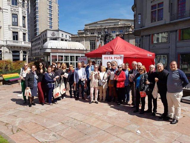 26M.-Oviedo- Wencelao López (PSOE) Apuesta Por Crear Cuatro Nuevas Escuelas De 0 A 3 Años En El Municipio