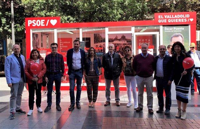 26M.- Puente (PSOE)