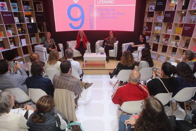 Unes 2.000 persones han visitat l'estand de Barcelona en la Fira del Llibre de Buenos Aires