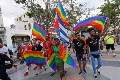 Al menos tres detenidos en la inédita manifestación no autorizada del colectivo LGTB en La Habana