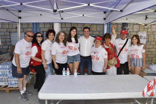 SaboresAlmería.- Mil almerienses participan en la XVII Carrera por la Convivencia de Cruz Roja
