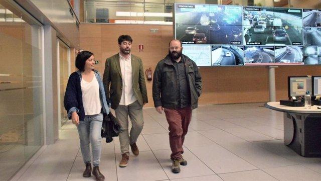 """26M.- Sánchez Mato proyecta municipalizar la gestión de la M-30 porque es """"ineficaz e irregular"""""""