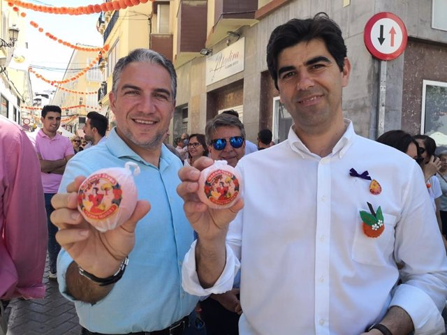 Málaga.- 26M.- Bendodo apuesta por el despegue económico del Guadalhorce de la mano del sector agrícola