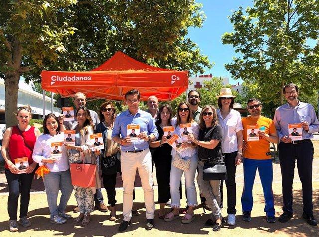 """Granada.-26M.- Cs propone un decálogo de medidas para lograr un """"turismo de excelencia, sostenible y desestacionalizado"""""""