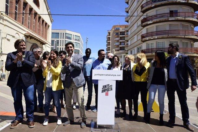 """26M.- Puigneró: Puigdemont Manté L'Esperit De el 1-O Mentre Uns altres """"Blanquegen"""" Al PSC"""