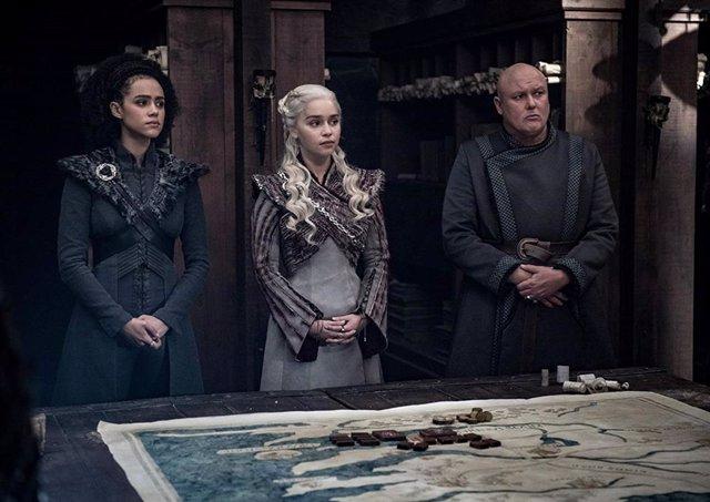 Juego de Tronos Varys traición Daenerys
