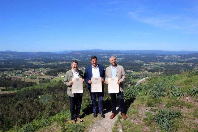 Xacobeo.- El Pico Sacro se reivindica desde este domingo con música, historia y conferencias en Boqueixón (A Coruña)