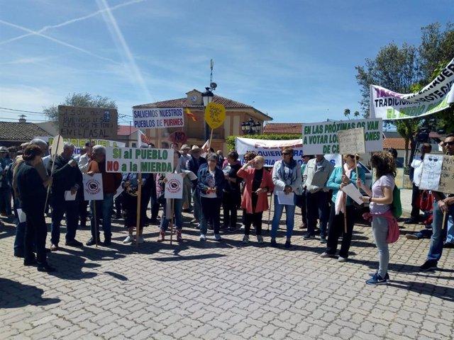 """La Asociación Pueblos Unidos exige que se """"frene la invasión"""" de explotaciones ganaderas en Zamora"""