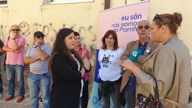 26M.- Unidas Podemos Reclama Un Plan Integral De Descontaminación Del Lindano En O Porriño (Pontevedra)