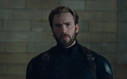 Chris Evans deja en shock a los fans de Endgame con una reveladora imagen de Capitán América