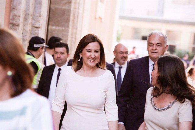 """26M.- Valencia.- Català Dice Que València Merece Un Gobierno """"Comprometido Con Sus Tradiciones E Historia"""""""