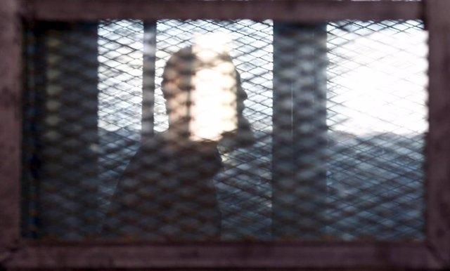 Islamista encarcelado en Egipto