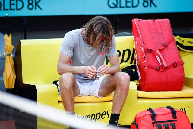 Tennis: Mutua Madrid Open 2019, Day 10