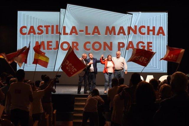 """26M.- Page Achaca Al PSOE """"Los Grandes Saltos"""" De Talavera, Donde Anuncia Nuevo Centro De Día Para Gente Con Alzheimer"""