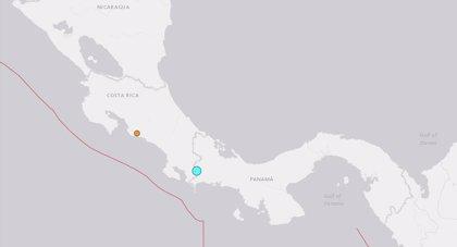 Un terremoto de magnitud 6,3 en la frontera entre Costa Rica y Panamá deja varios heridos