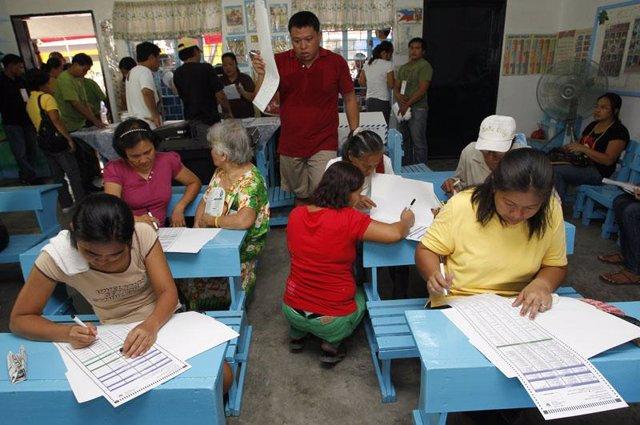 Elecciones presidenciales en Filipinas