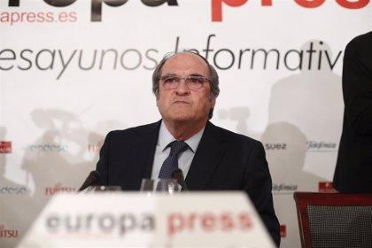 Gabilondo pretende impulsar la liquidación de los planes regionales PRISMA 2008-2011 y del PIR 2016-2019