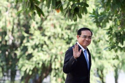Once partidos pequeños apoyarán al jefe de la junta militar para que forme gobierno en Tailandia